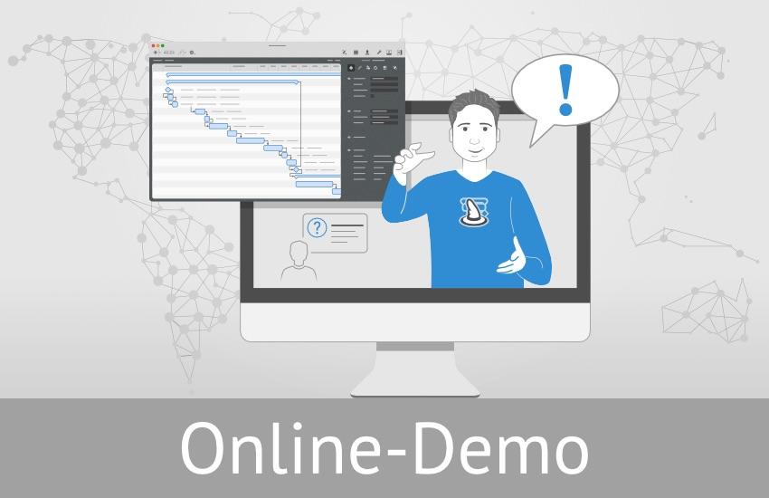 🇩🇪 Live-Online-Demo
